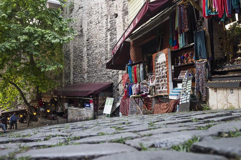 Beautiful Sogukcesme in Istanbul, Turkey