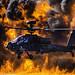UK Army Apache - Royal International Air Tattoo RIAT 2015, RAF Fairford by iesphotography
