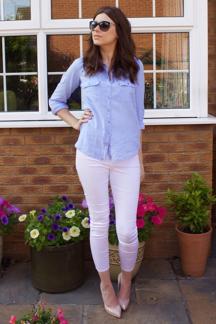 rachael white jeans 2