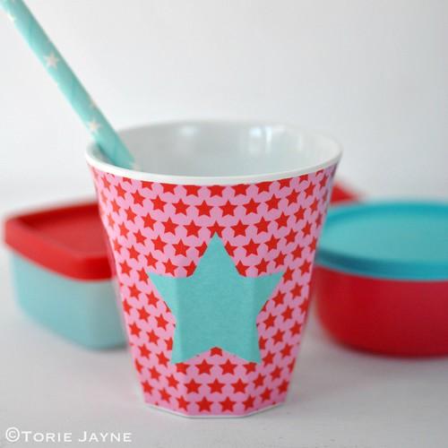 Kids star cup
