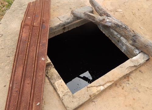 Maetinga: Fonte de água centenária é alvo de ação criminosa