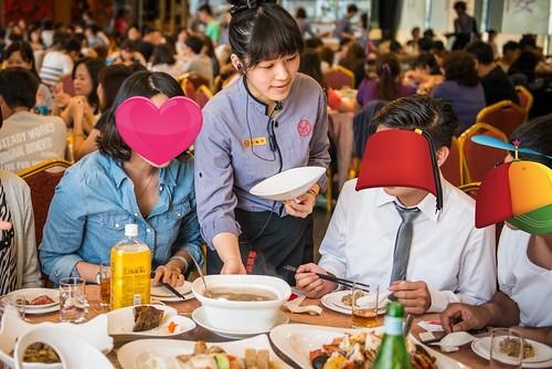台南夢時代必吃美食-阿霞飯店之錦霞樓 (7)