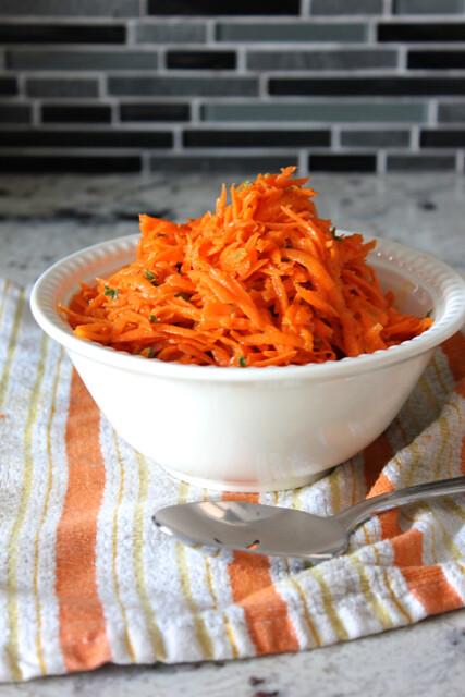 Refreshing Carrot Salad