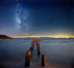 Galactic Pier