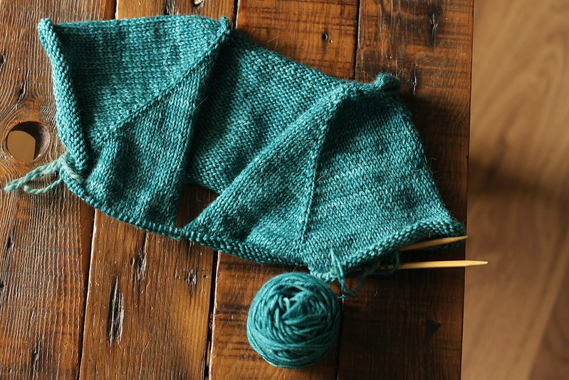 KCCO - knitting in cat fur :p