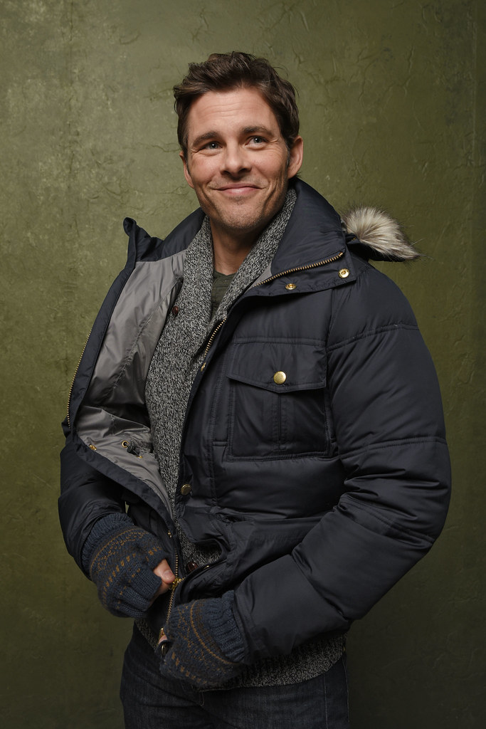Джеймс Марсден — Фотосессия для «D-Train» на «Sundance» 2015 – 21