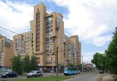 Irkutsk tram 71-605 157