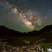 Milky Way over Smith & Morehouse Resevoir by jkuphotos