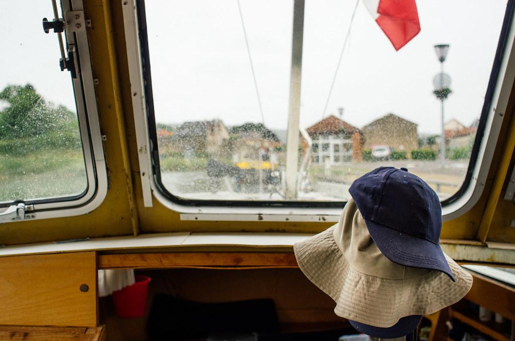 Tourisme vert en Meuse - de la vallée de la Meuse à l'Argonne - À bord