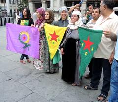 Apoyo a Suruç y Kobane 003