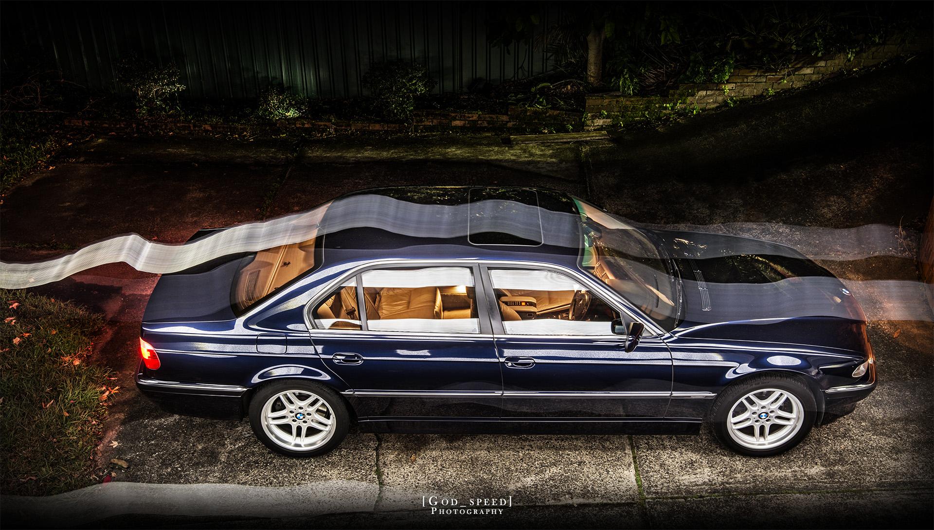 BMW E38 Club - Она прекрасна
