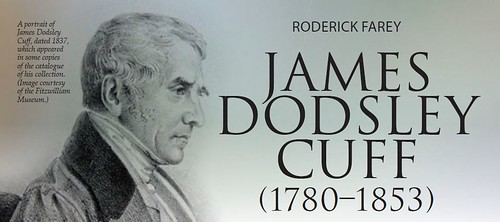 James Dodsley Cuff