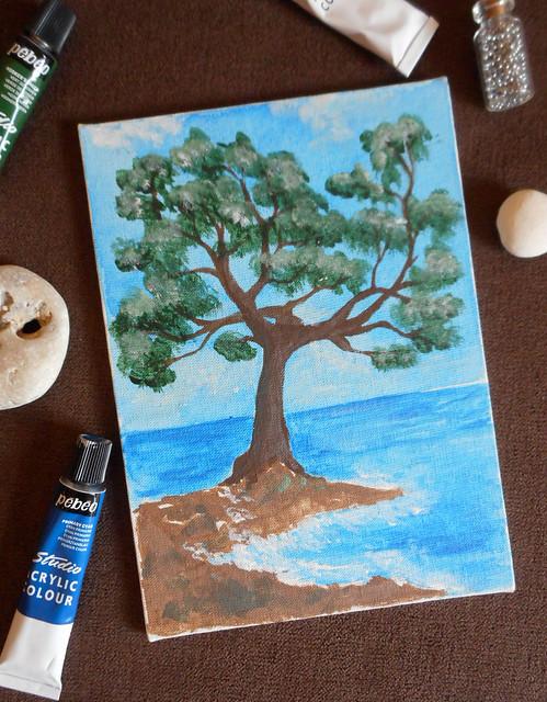 Acryl tree