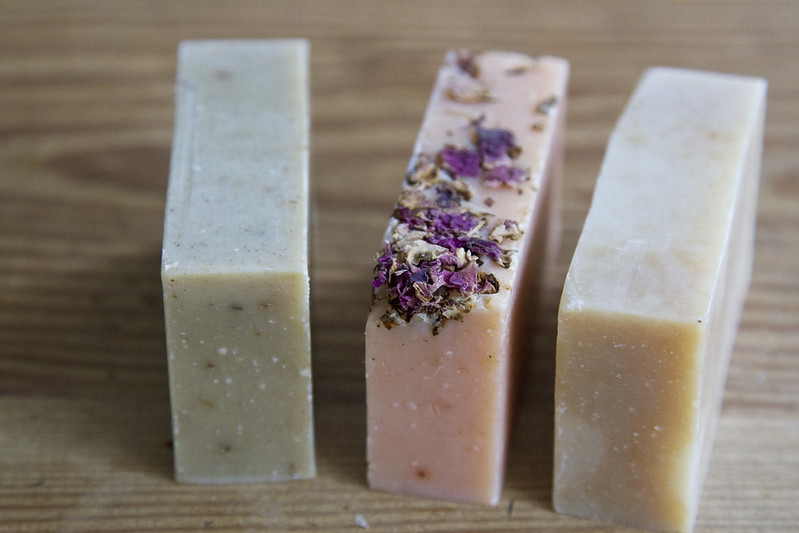 natural beauty: bar soap | reading my tea leaves