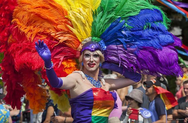 Vancouver Pride Parade 2015