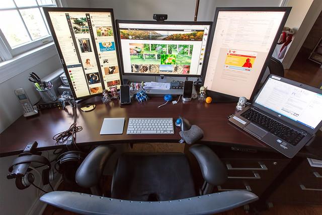 My Desk 2015