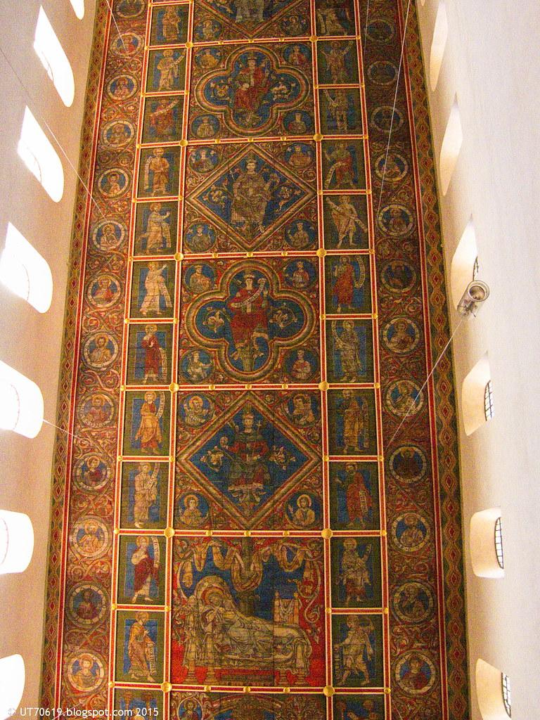 St. Michaelis Decke