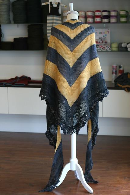 Trillidium - Test knit