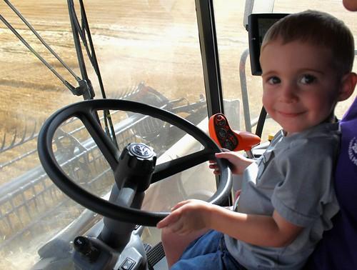 Z Crew: new combine driver