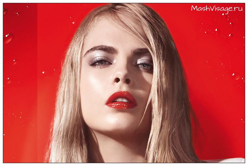 AD CAMPколлекция макияжа осень 2015 YSL POP WATER отзывы