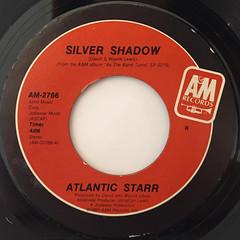 ATLANTIC STARR:SILVER SHADOW(LABEL SIDE-A)