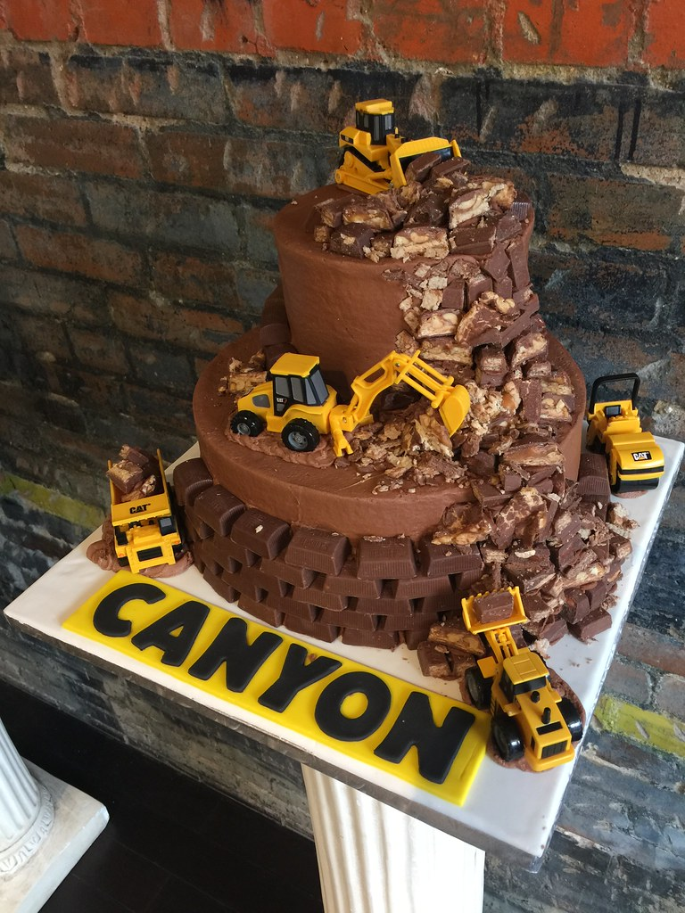 Kids Construction Birthday Cake Image Collections Birthday Cake