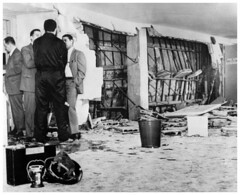 Investigation into Pentagon explosion: 1972