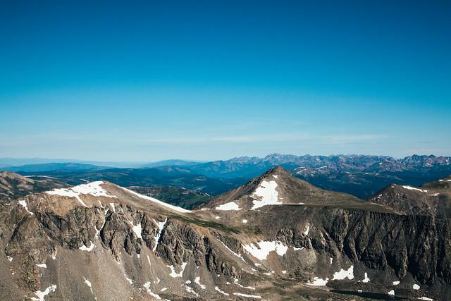 Atlantic + Pacific Peaks