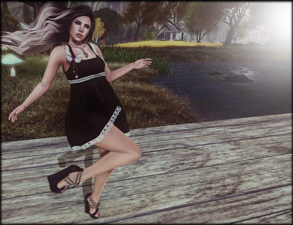 Wind dancin'