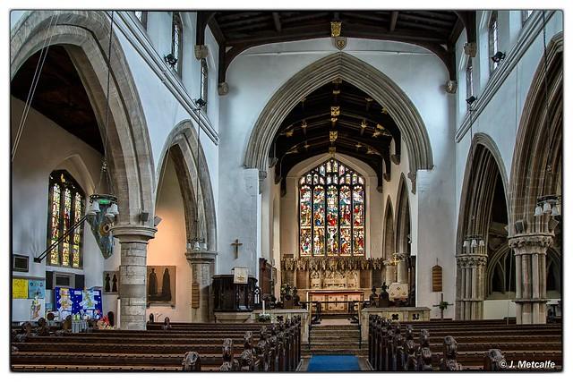 All Saints Church, Stamford-017