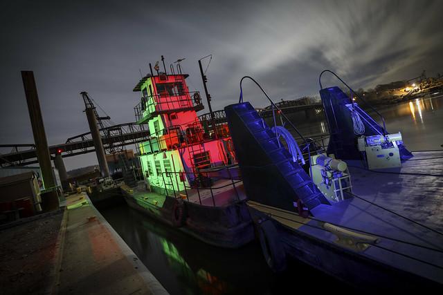 River Boat RGB III