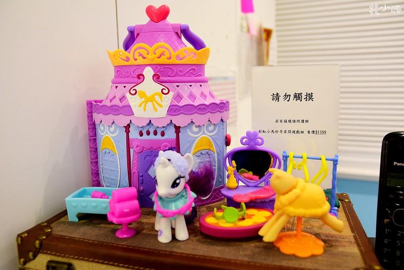 跳舞香水板橋下午茶推薦親子餐廳菜單彩虹小馬 (7)