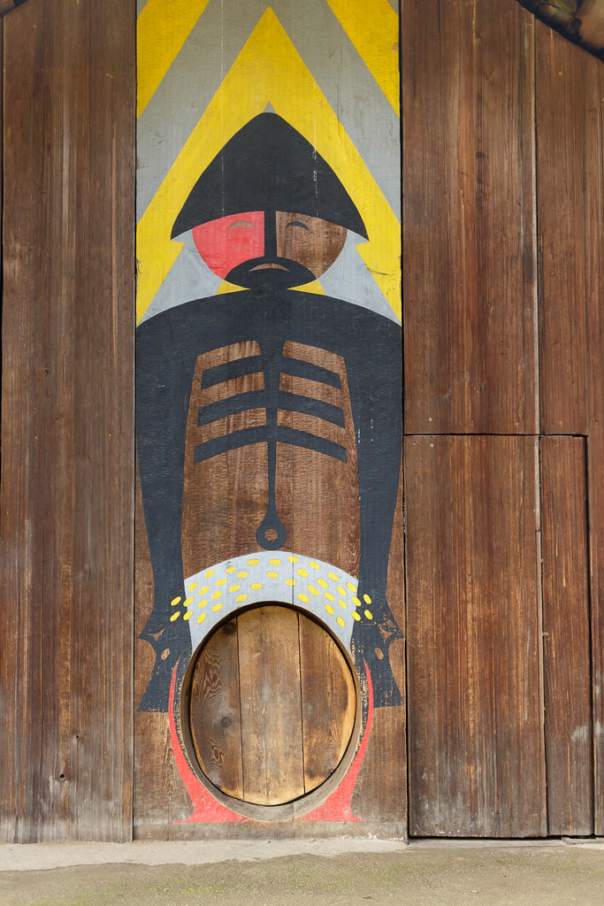 Entrance Art
