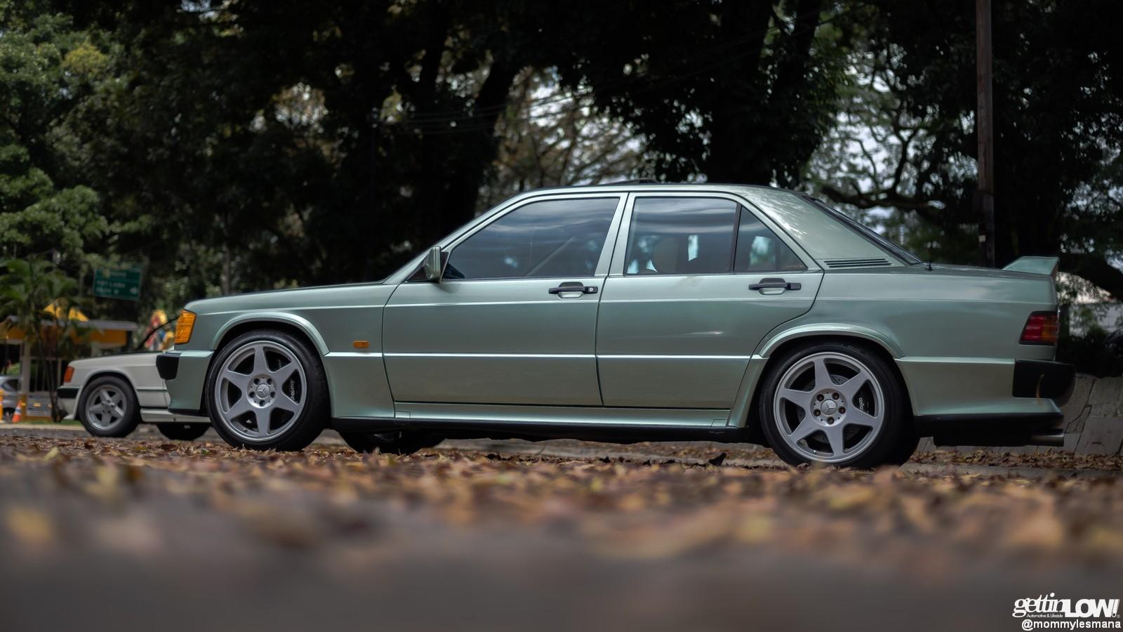 Mercedes Benz W201 Tosca