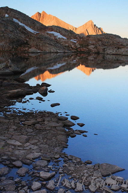 Day 17 of 40, #1.5 sunrise at Big Bear Lake