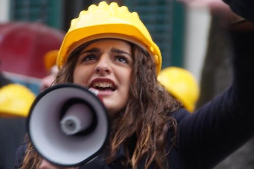 Manifestazione Pistoia