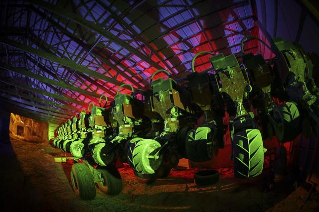 Green Farm Implement Redux