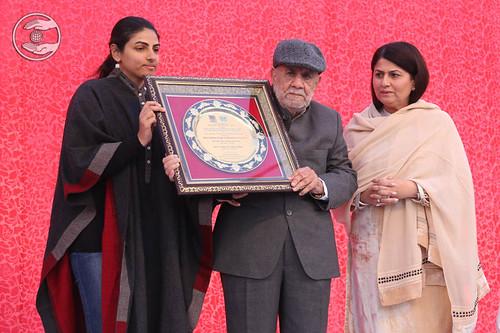 2nd Dr. APJ Abdul Kalam World Peace Award to Baba Hardev Singh Ji