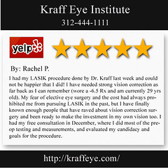 Lasik Chicago IL - Kraff Eye Institute (312) 444-1111