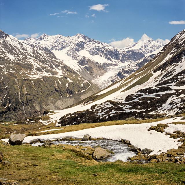 Kaunertal Black Glacier 2