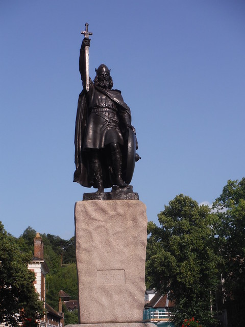 Alfred, King of West Saxons (AD 871-899)