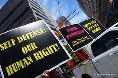 Armed LGBT people will not get bashed