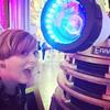 nerd selfie #1: Dalek attack! #omgEMP