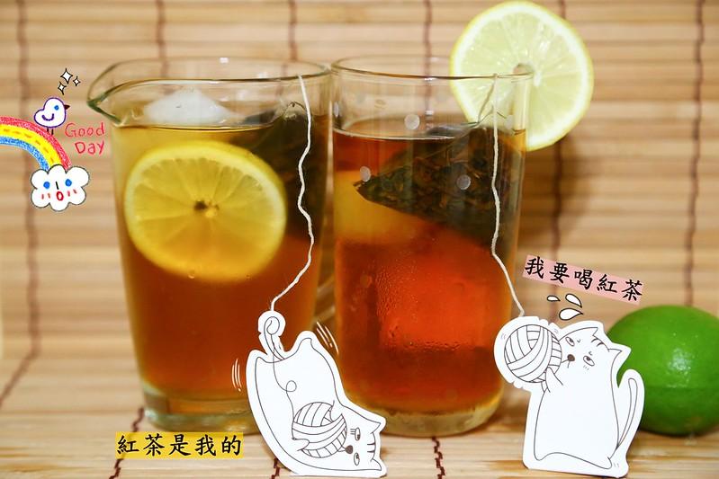 一杯創意【創意禮物】一杯創意。可愛的漫畫茶包-喝喝貓、笑笑狗,自己沖一杯好玩好喝的茶吧!