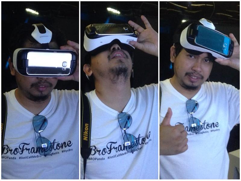 Samsung Gear VR - Sunway Pyramid