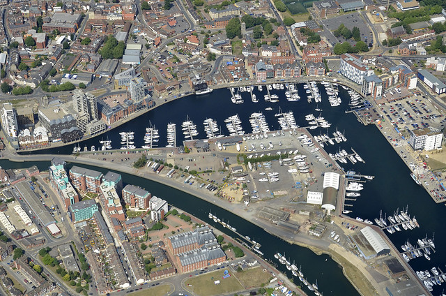 The Ipswich Dock