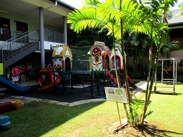 Agape play area