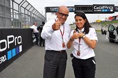 Sachsenring, Carmelo Ezpeleta, CEO DORNA