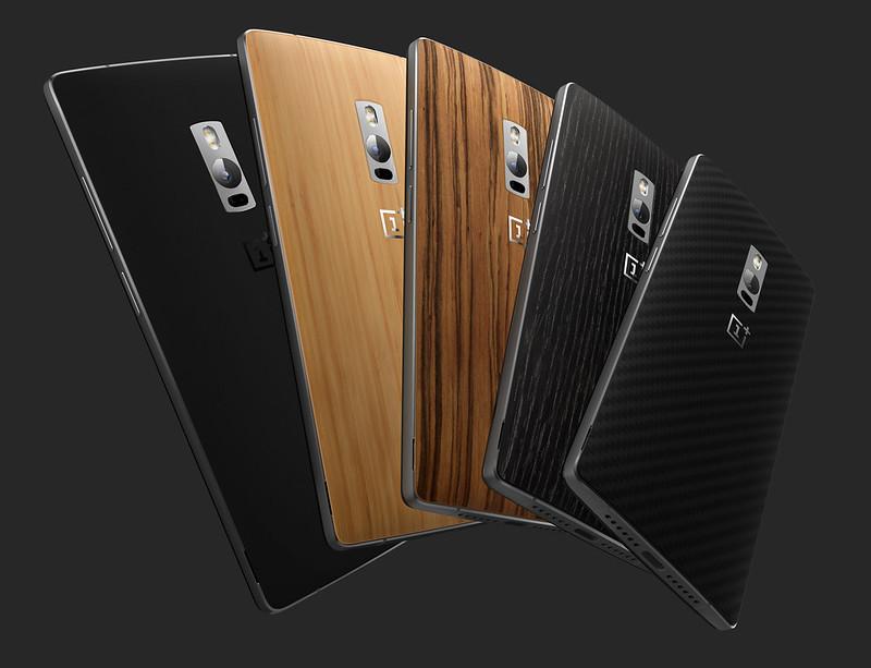 OnePlus 2 - StyleSwap Covers