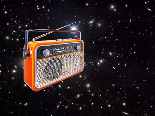Radio in Space @ Distance